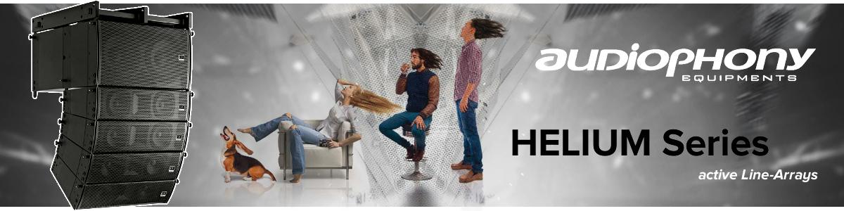Audiophony Helium Serie