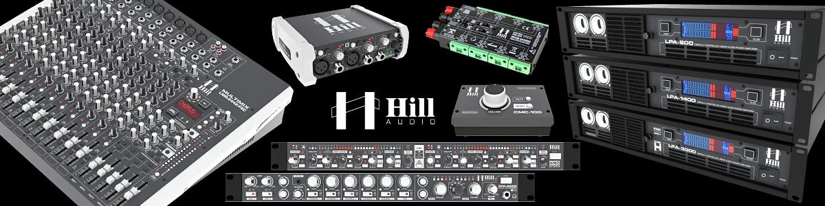 HILL AUDIO Adagio