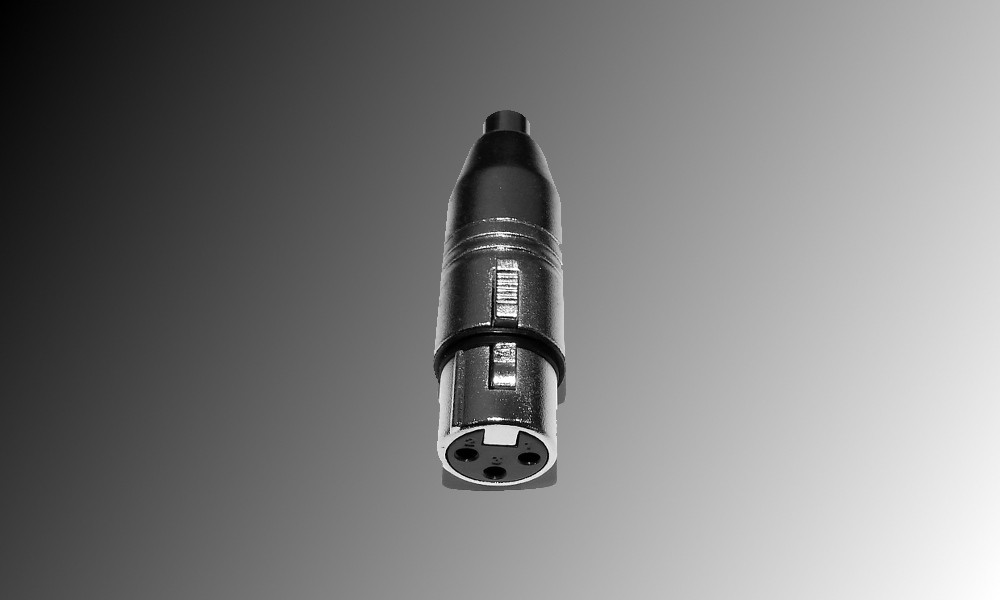 PROJECT Adapter XLR/F - Cinchbuchse