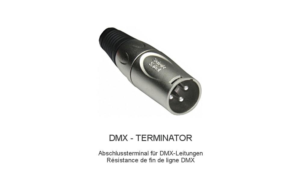 PROJECT DMX-120 Terminator