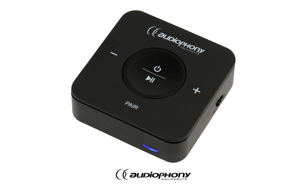 AUDIOPHONY BT10ER2 Bluetooth® Sende- und Empfänger-Modul