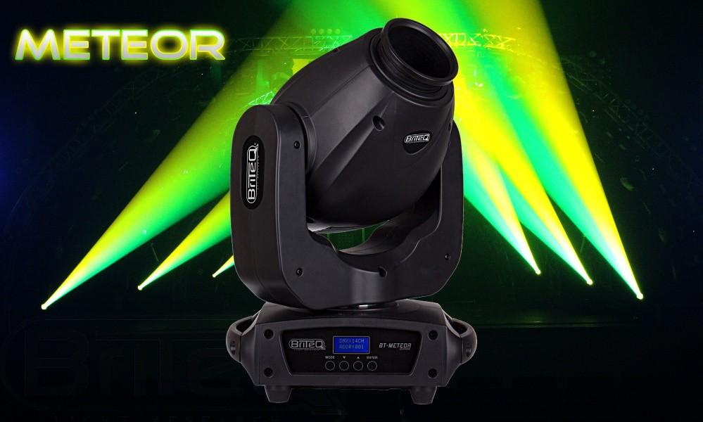 BRITEQ BT-Meteor 100W LED-Moving Head
