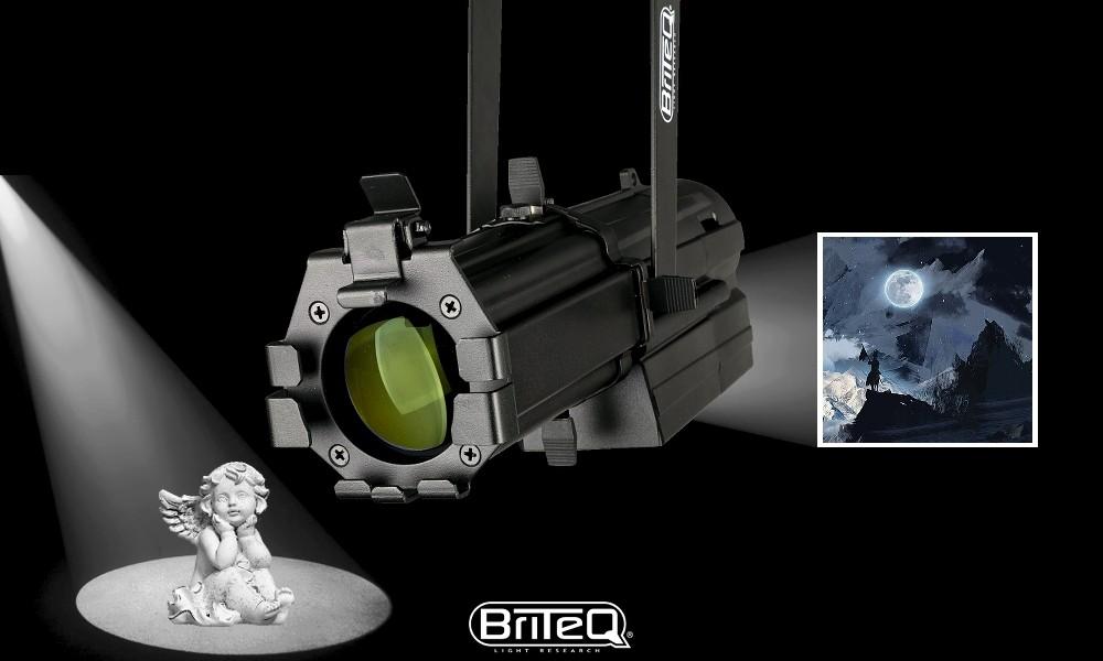 BRITEQ BT-PROFILE COMPACT 3200K - LED-Profiler 40W
