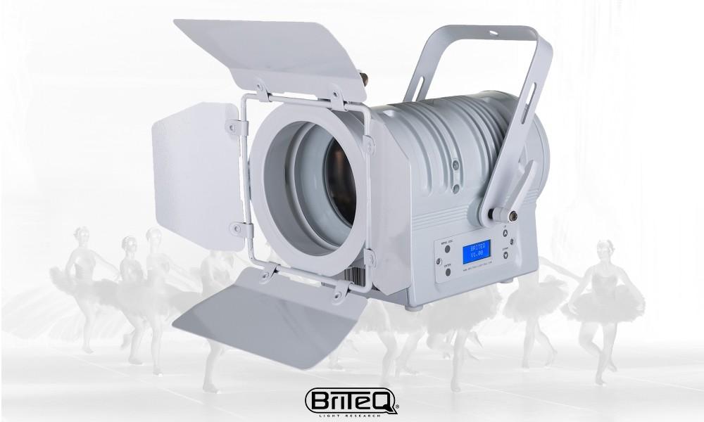 BRITEQ BT-THEATRE 50WW LED-Projektor 50W - Weiss