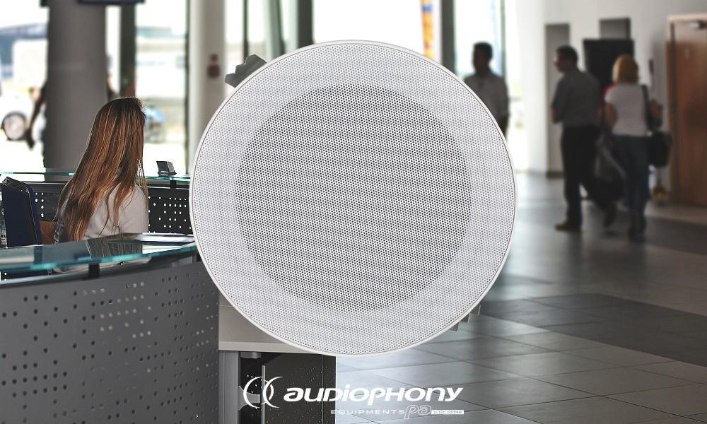 AUDIOPHONY CHP-506 ELA-Deckenlautsprecher 6W/100V