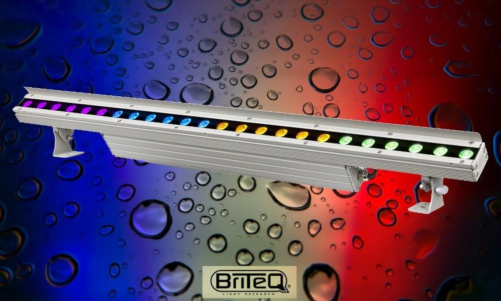 BRITEQ LDP-COLORBAR 24FC Outdoor-LED-BAR IP65