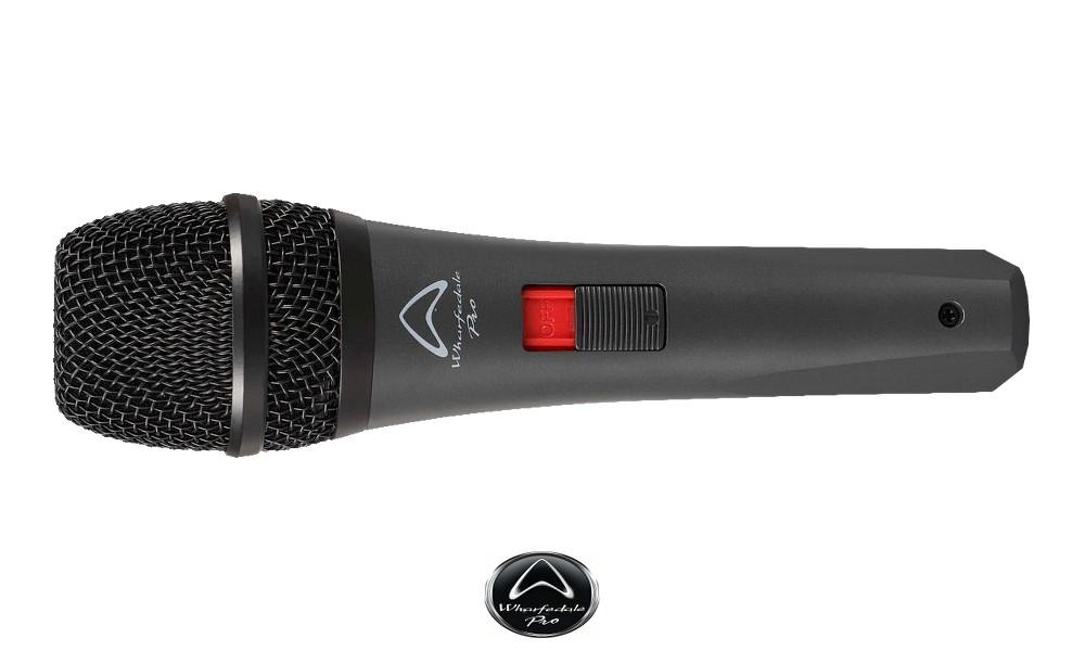 WHARFEDALE DM5S Dyn. Mikrofon Sprache/Gesang/Instrument