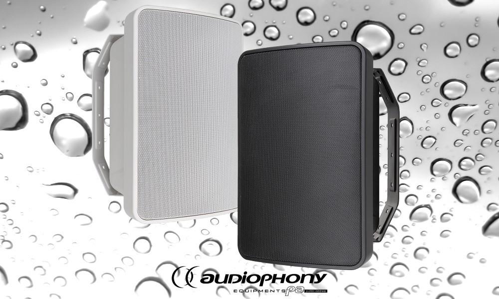 AUDIOPHONY EHP-420IP ELA/HIFI-Lautsprecher IP55/20W/100V/8 Ohm