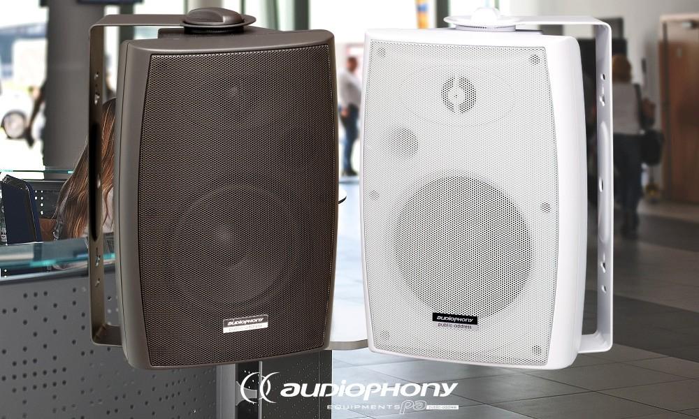 AUDIOPHONY EHP-520 ELA/HIFI-Lautsprecher 40W/100V/8 Ohm