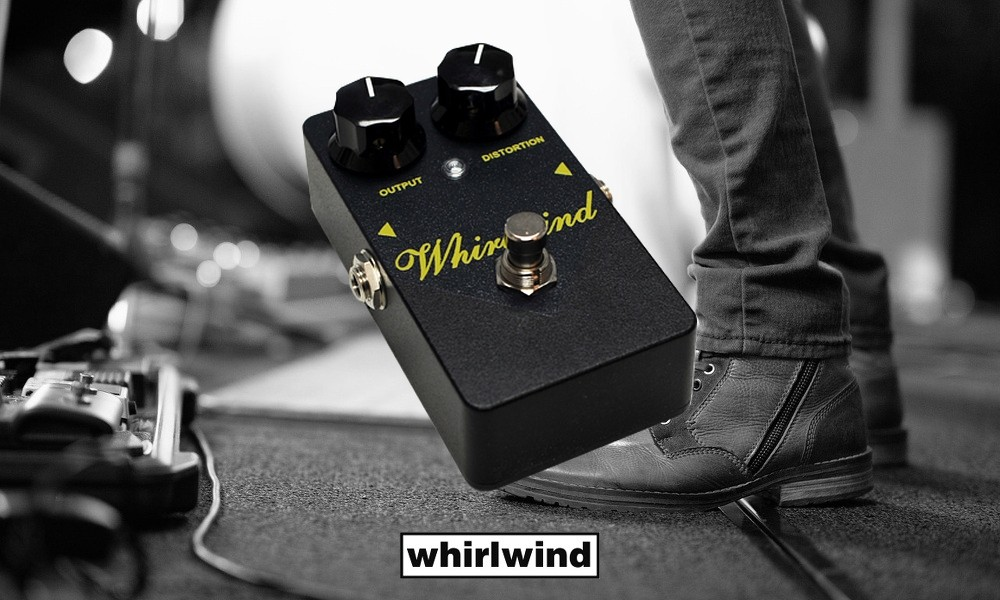 WHIRLWIND GOLD BOX - Distortion