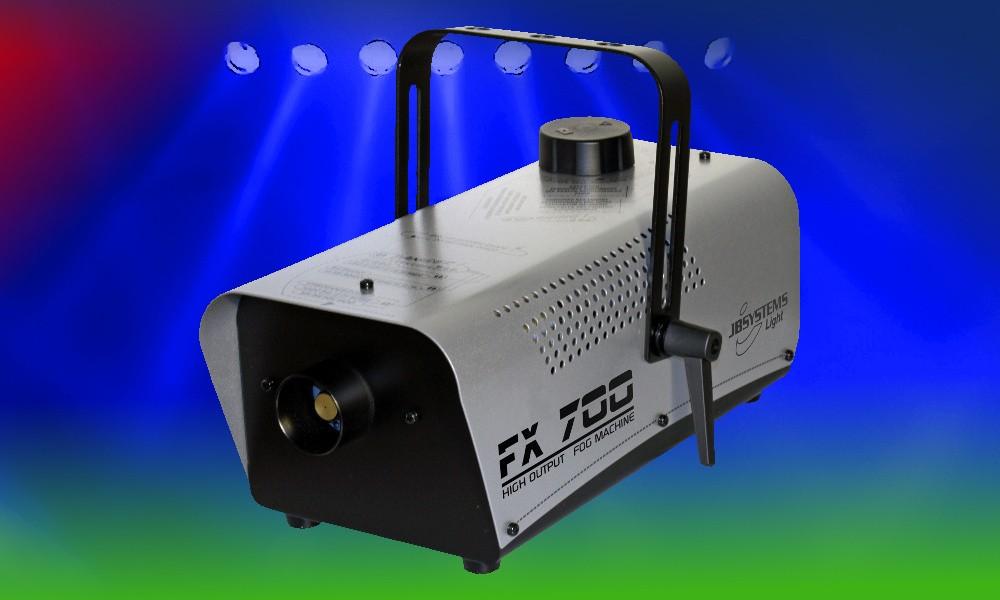 JB SYSTEMS FX-700 Fogger/Nebelmaschine