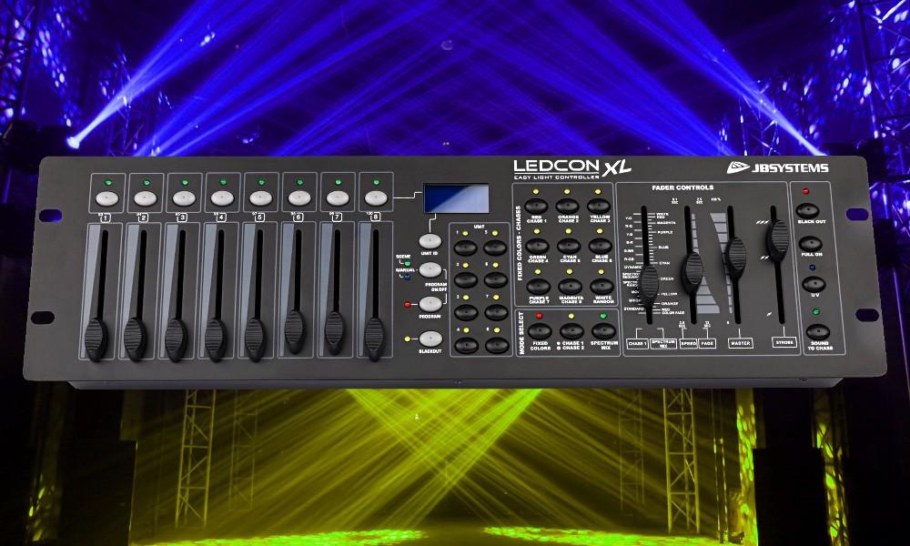 JB SYSTEMS LEDCON-XL DMX-Controller