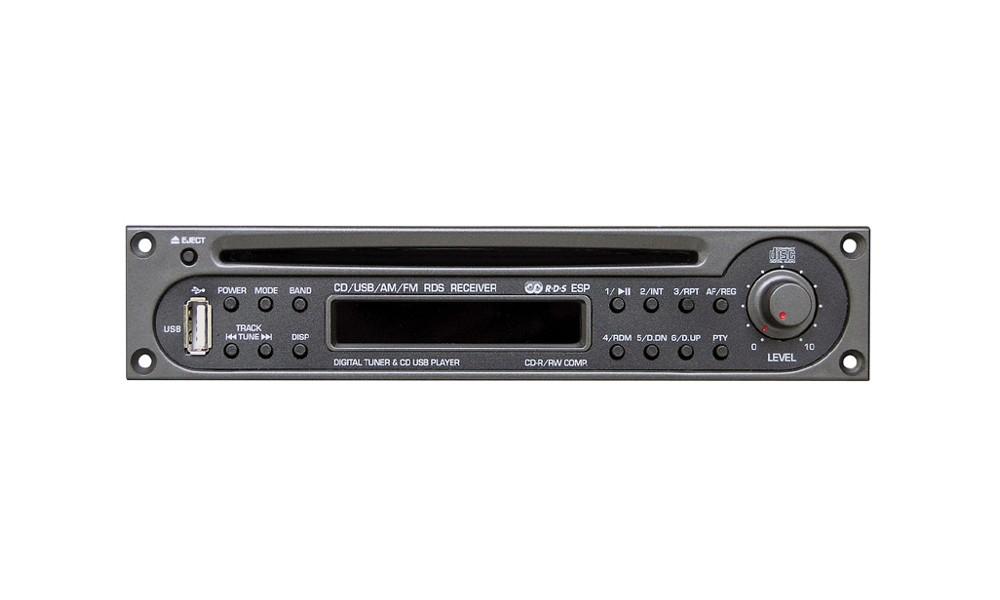 JD-MEDIA CDR-100RDSU CD/USB/AM/FM-RDS Einbaumodul