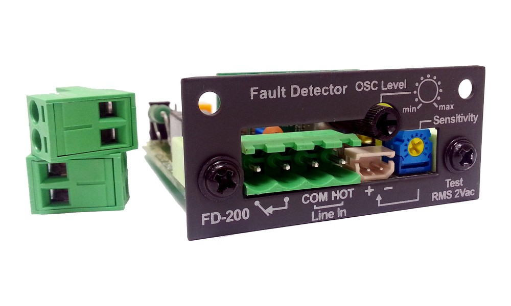 JD-MEDIA FD-200 Fehlererkennungs-Modul für ELA-Anlagen