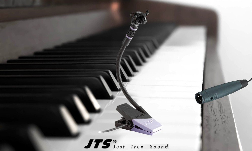 JTS CX-508HW Instrumenten-Mikrofon - Kabelversion