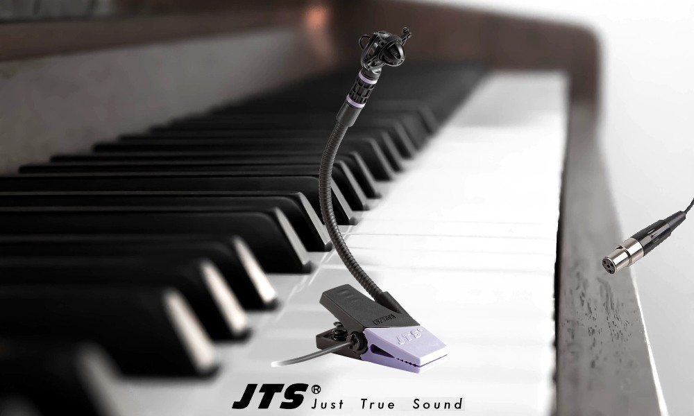 JTS CX-508W Instrumenten-Mikrofon Wireless-Version