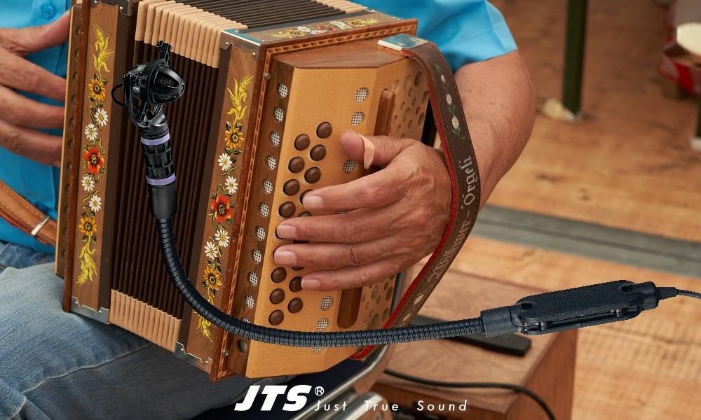 JTS CX-516W Instrument/Allround Mikrofon