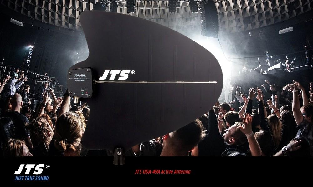 JTS UDA-49A Aktive UHF-Richtantenne
