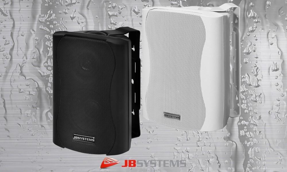 JB SYSTEMS K50 Lautsprechersystem IP55/50W/8 Ohm