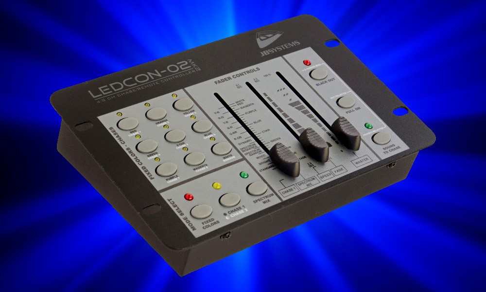 JB SYSTEMS LEDCON-02 MKII DMX-Controller