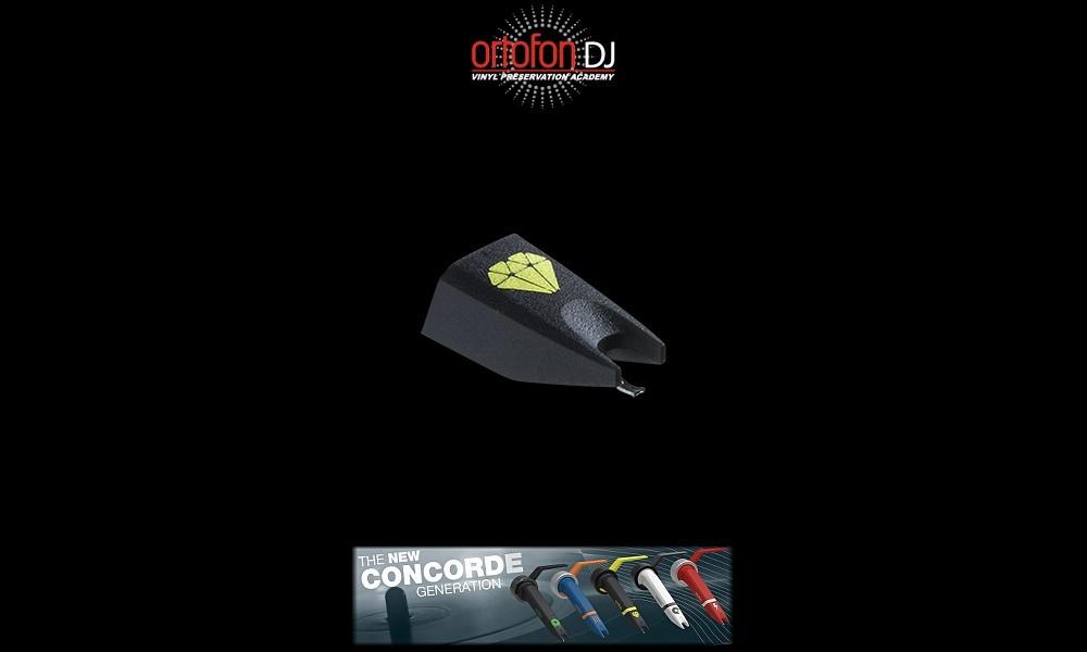 ORTOFON CONCORDE MKII CLUB - Ersatznadel/Stylus