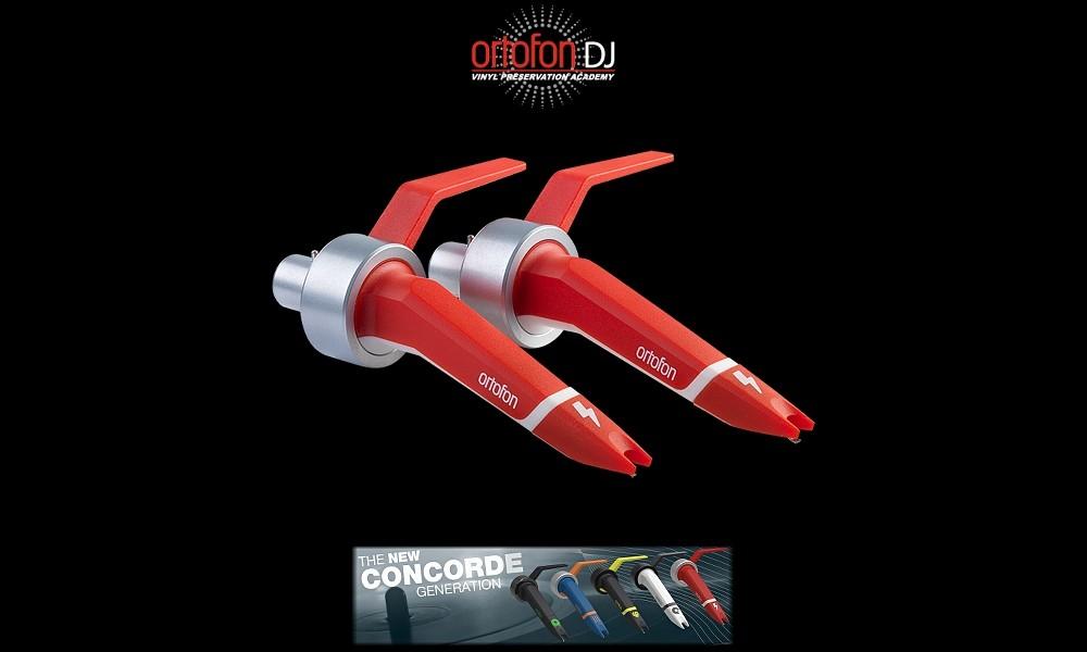 ORTOFON CONCORDE MKII DIGITAL - Twin Set