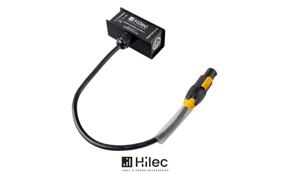 HILEC T-SPLIT Powercon M/F - TRUE1F