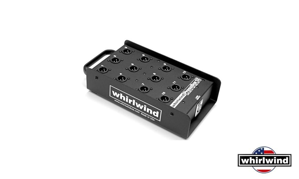 WHIRLWIND PB12 passive 12CH-PRESSBOX