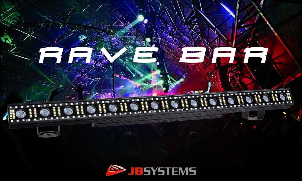 JB SYSTEMS RAVE-BAR