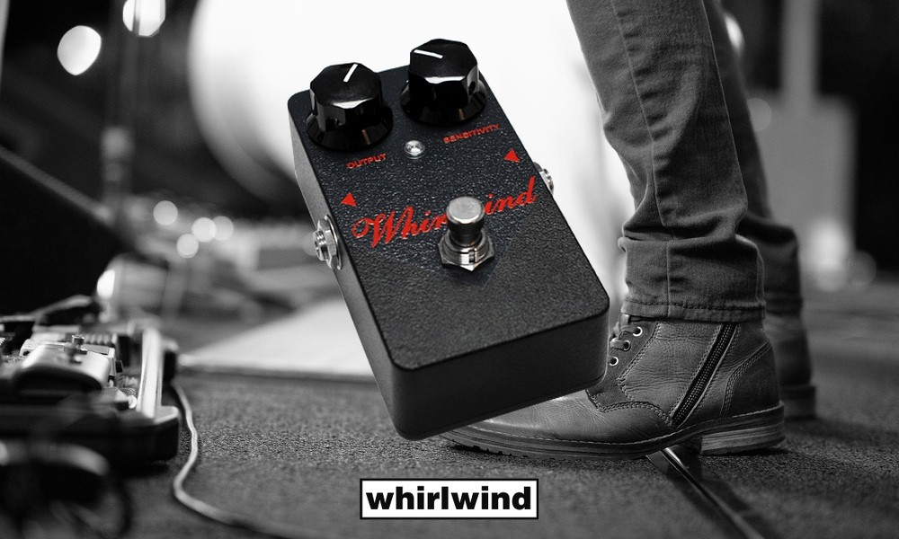 WHIRLWIND RED BOX - Compressor