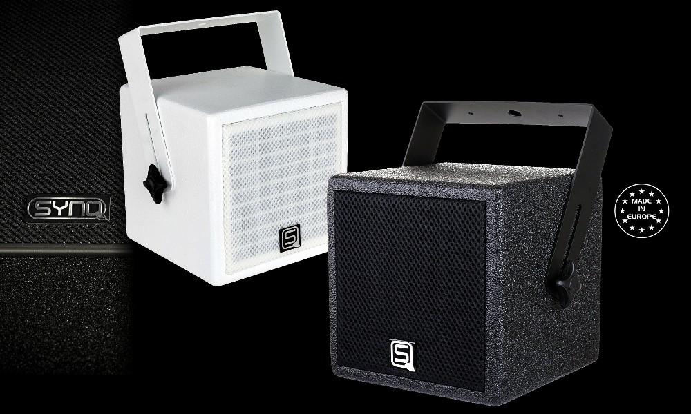 SYNQ SC-05 COAX-Lautsprechersystem 250W/500W