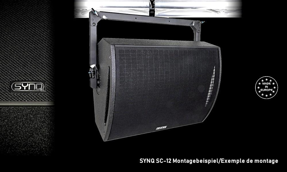 SYNQ SC-12 COAX/NEODYM - 400W/800W