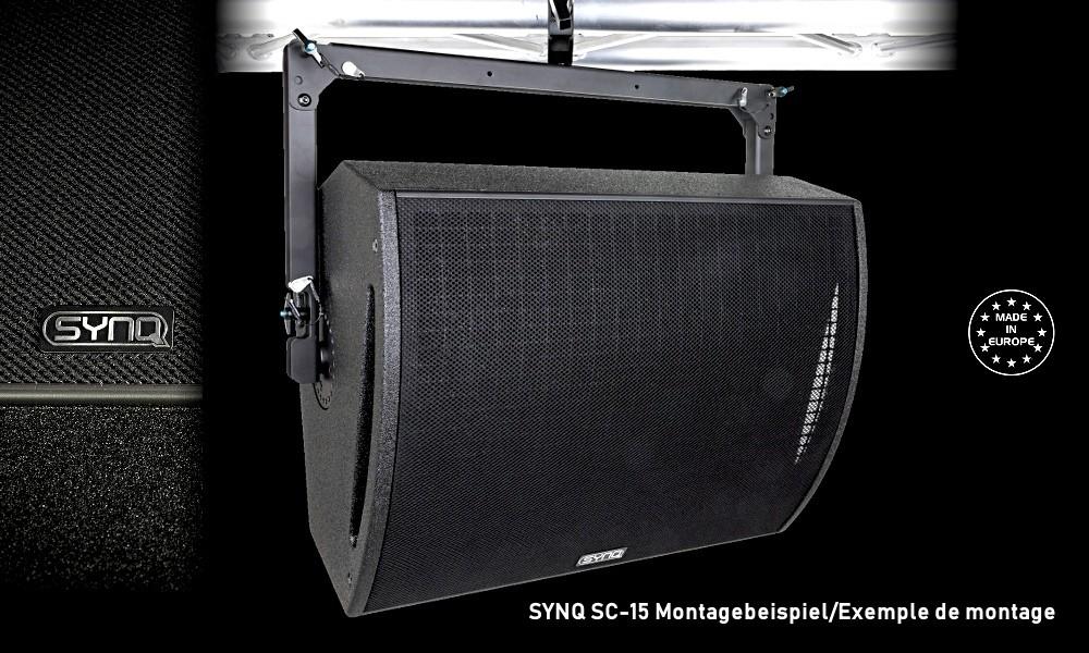 SYNQ SC-15 COAX/NEODYM - 400W/800W
