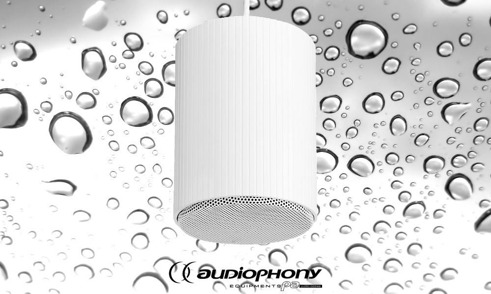 AUDIOPHONY SHP-510 ELA-Hängelautsprecher IP55/10W/100V