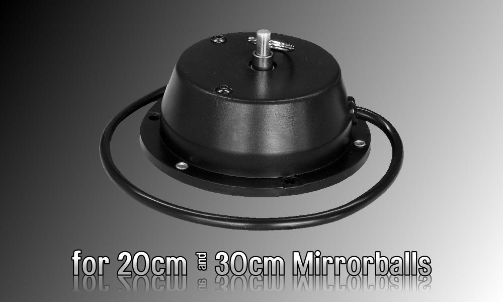 JB SYSTEMS Spiegelkugel-Motor für Durchmesser 20cm bis 30cm