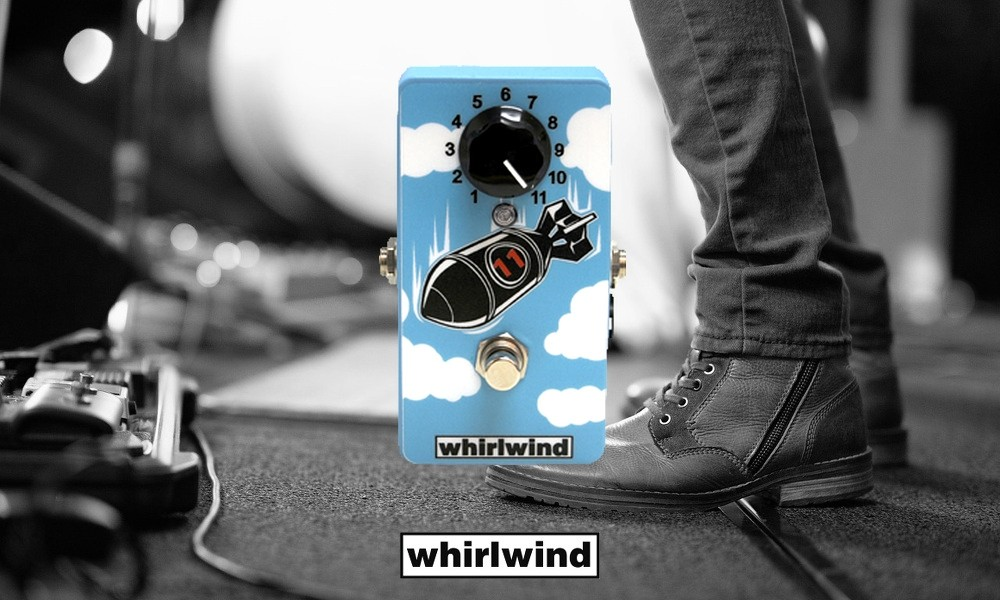 WHIRLWIND THE BOMB - Booster