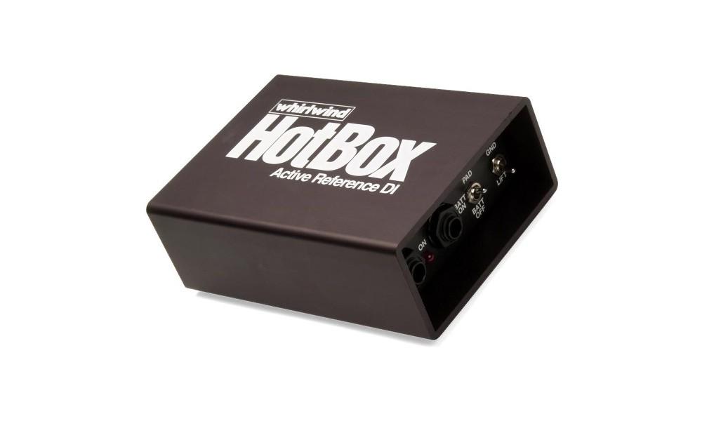 WHIRLWIND HOTBOX Aktive DI-Box