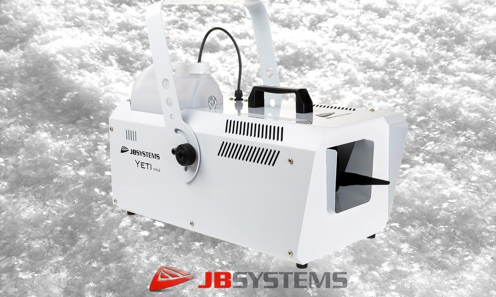 JB SYSTEMS YETI MKII Snow-Machine
