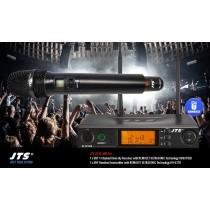 JTS RU8011-HM SET 1-Kanal UHF-System mit Handmikrofon (Direct/Niere)