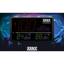 AMIX AFF25-3 Schallpegel Aufzeichnungs-System mit Web-Server