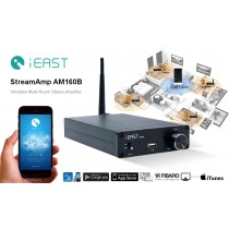 iEAST Digital Stereo StreamAmp AM160B