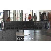 AUDIOPHONY AMP4120 MKII 4-Kanal ELA-Endstufe 4 x 120W/100V