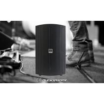 AUDIOPHONY ATOM12A Aktiv Lautsprecher mit DSP 400W/800W