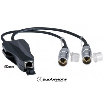 AUDIOPHONY CONVD2OUT DANTE® Konverter - Dante In/2 Audio out