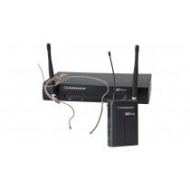 AUDIOPHONY GO-80HSO Drahtlos-Set mit SONIC Headset - Kugelcharakteristik