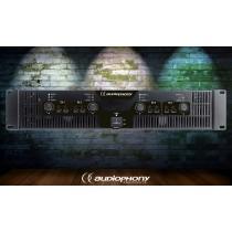 AUDIOPHONY WA-4X3 4-Kanal Endstufe 4 x 300W RMS