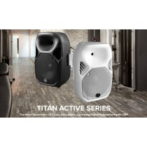 WHARFEDALE TITAN AX12 Aktiv Lautsprecher mit DSP - 300W/600W