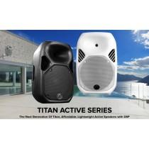 WHARFEDALE TITAN AX15 Aktiv Lautsprecher mit DSP - 420W/840W