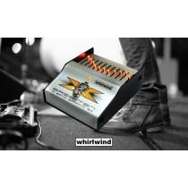 WHIRLWIND BASS-TEN 10-Band Bass-EQ