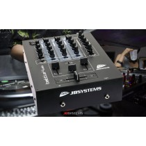 JB SYSTEMS BATTLE-4USB DJ-Mixer